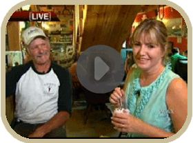 Carmen's Ice Cream Featured on WCAX Channel 3: July 7, 2010: Video